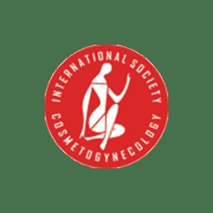 international society cosmetogynecology logo